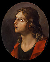 St. John the Evangelist, 1620, reni