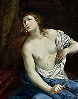 The Suicide of Lucretia, 1640, reni