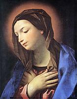 Virgin of the Annunciation, reni