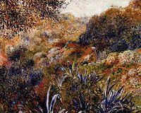 Algerian Landscape (The Ravine of the Wild Women), 1881, renoir