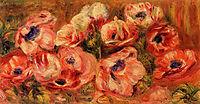 Anemones, renoir