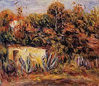 Cabin with Aloe Plants, c.1913, renoir