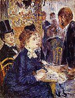 The Cafe, 1875, renoir