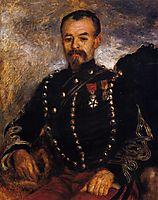 Captain Edouard Bernier, 1871, renoir
