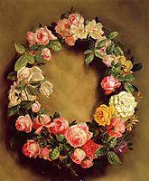 Crown of Roses, c.1858, renoir