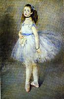 The Dancer, 1874, renoir