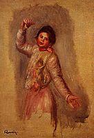 Dancer with Castenets, 1895, renoir