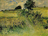 The Field, 1873, renoir