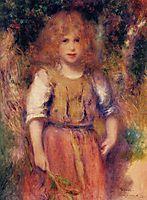 Gypsy Girl, 1879, renoir