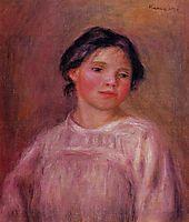 Helene Bellow, 1908, renoir