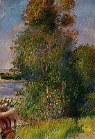 Landscape, renoir