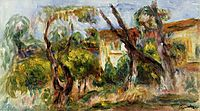 Landscape, 1914, renoir