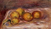 Lemons, 1912, renoir