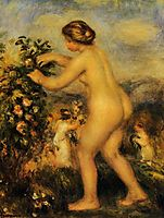 Ode to Flowers (after Anacreon), 1909, renoir