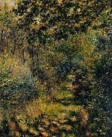 Path through the Woods, 1874, renoir
