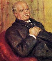 Paul Durand Ruel, 1910, renoir