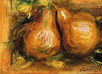 Pears, c.1915, renoir