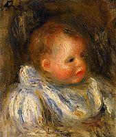 Portrait of Coco, 1905, renoir