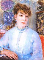 Portrait of a Woman, 1877, renoir