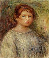 Portrait of a Woman, 1911, renoir