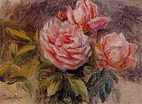 Roses, 1910, renoir