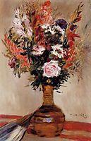 Roses in a Vase, c.1872, renoir