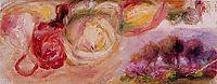 Roses with a Landscape, c.1912, renoir