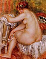 Seated Nude, 1913, renoir