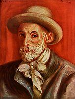 Self-Portrait, 1910, renoir