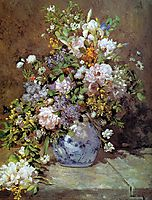Spring Bouquet, 1866, renoir