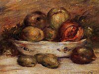 Still Life with Fruit, renoir
