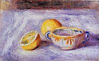 Still Life with Lemons, renoir