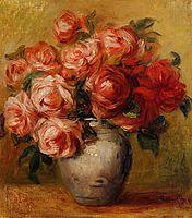 Still Life with Roses, renoir