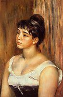 Suzanne Valadon, c.1885, renoir