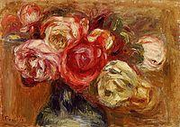 Vase of Roses, c.1910, renoir