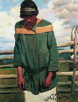 Burlak , 1870, repin
