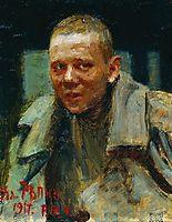 Deserter, 1917, repin