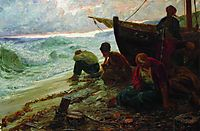 End of the Black Sea freedom, repin