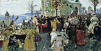 Kuzma Minin, 1894, repin