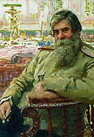 Portrait of Vladimir Bekhterev, repin