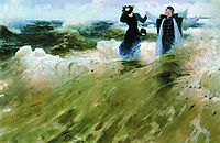 What a Freedom, 1903, repin