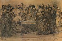 Zaporozhtsy, 1878, repin