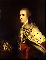 The 4th Duke of Queensbury as Earl of March, 1760, reynolds