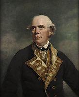Admiral the Honourable Samue Barrington, 1779, reynolds