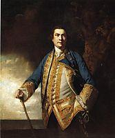 Augustus, 1st Viscount Keppel, 1759, reynolds