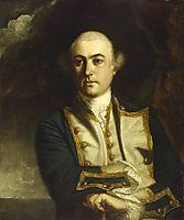 Captain the Honourable John Byron, reynolds