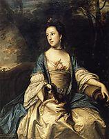 Caroline, Duchess of Marlborough, 1762, reynolds