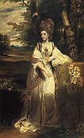 Catherine, Lady Bampfylde, 1776, reynolds