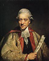 Charles Burney, 1781, reynolds