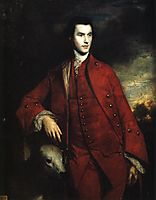 Charles Lennox, 3rd Duke of Richmond and Lennox, 1758, reynolds